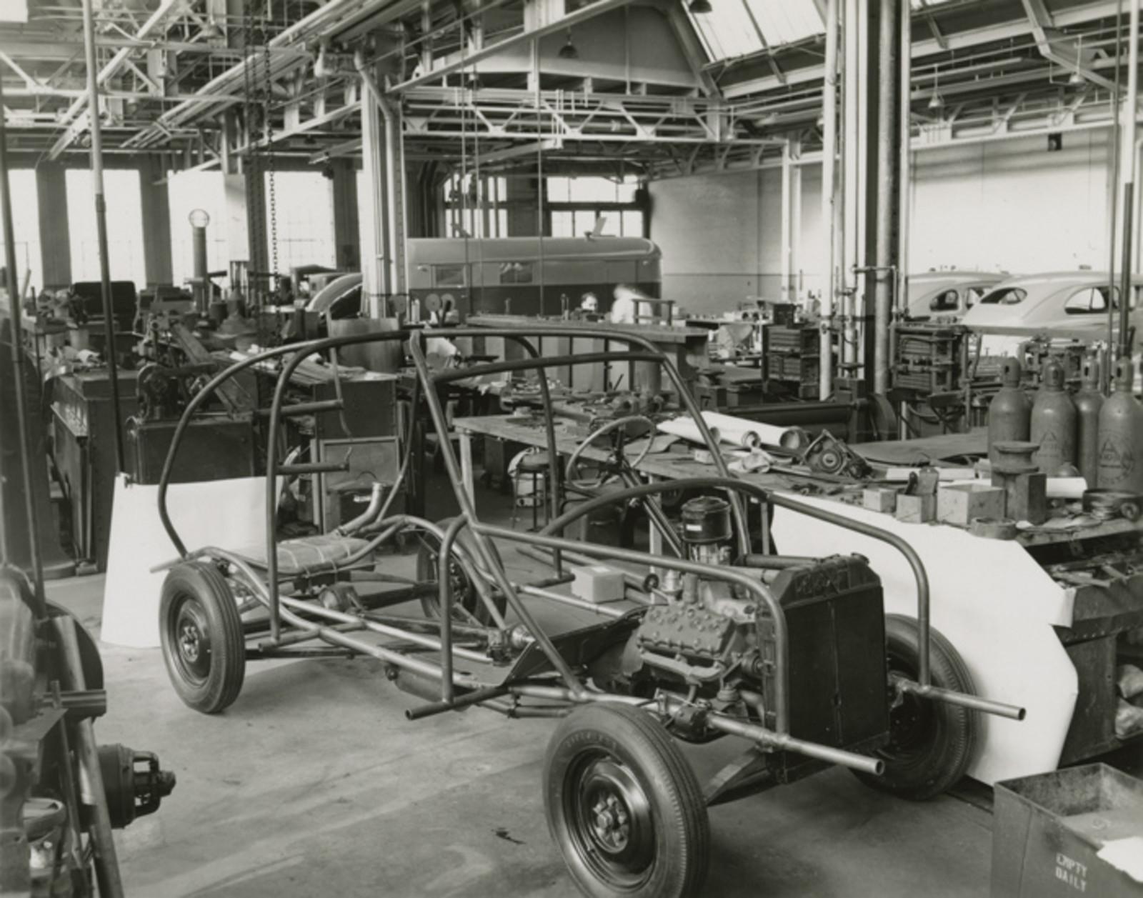 Foto de Ford Soybean Hemp Body (1941) (6/14)