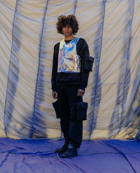 Louis Vuitton se imagina el futuro de la moda con una colección cápsula por demás urbana