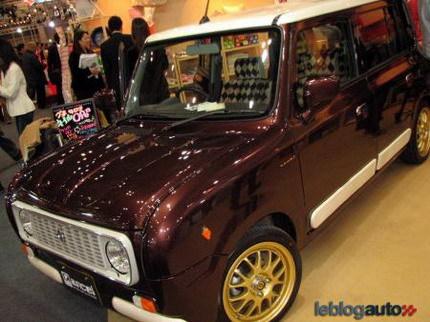 Suzuki Lapin Ancel Renault 4