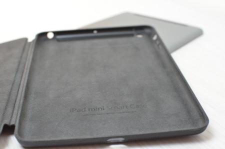 Ipad mini con smart case