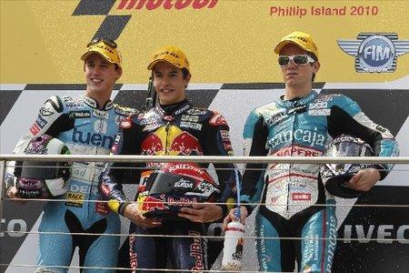 GP Portugal 2010: falta un nombre para el triplete