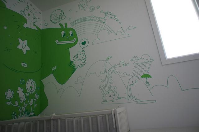 habitación de noelia
