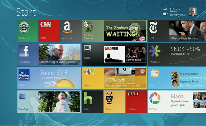 Foto de Conceptos de Windows 8 (1/5)