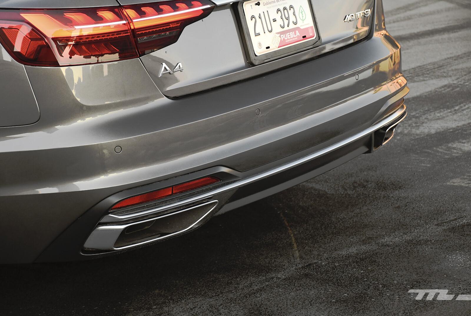 Foto de Audi A4 2021 (prueba) (14/25)