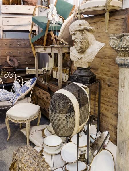 Una cita con el mobiliario vintage y las antigüedades este fin de semana en Madrid