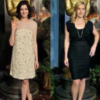 El resto de actrices en la comida de los nominados al Oscar 2009