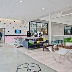 Foto 3 de 14 de la galería las-oficinas-de-airbnb-en-san-francisco en Trendencias Lifestyle