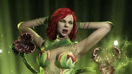 Los movimientos de Poison Ivy en el nuevo trailer de Injustice 2