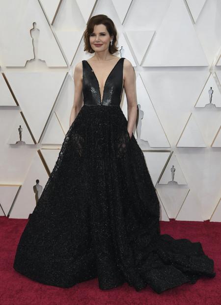 Geena Davis Oscar