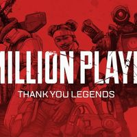 Apex Legends alcanza los 10 millones de jugadores en tres días. Y con picos de más de un millón concurrentes