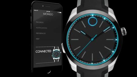 Movado se suma a la lista de relojes inteligentes en asociación con HP
