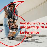 Así es Vodafone Care, el nuevo seguro para móviles y tablets