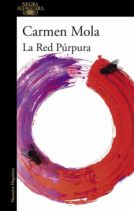 La red púrpura, Carmen Mola