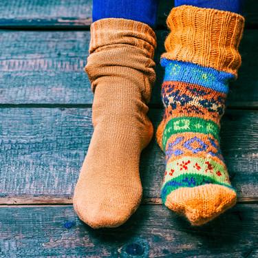 Las redes sociales se inundan de calcetines desparejados para celebrar el Día Mundial del Síndrome de Down