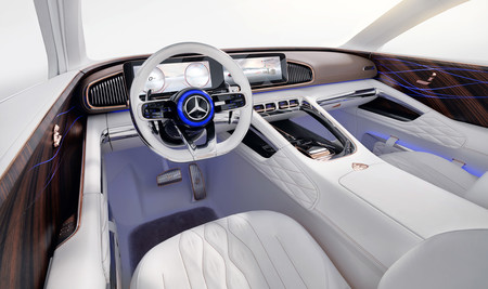 Mercedes Maybach Ultimate Luxury Concept 10