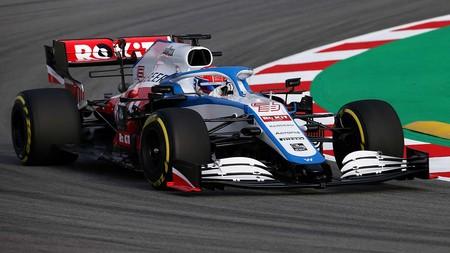 Russell Formula 1 2020