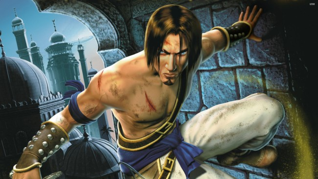 Prince Of Persia Sands Of Time Video Game Wallpaper 2