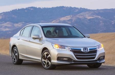 Honda Accord 2013 híbrido e híbrido enchufable