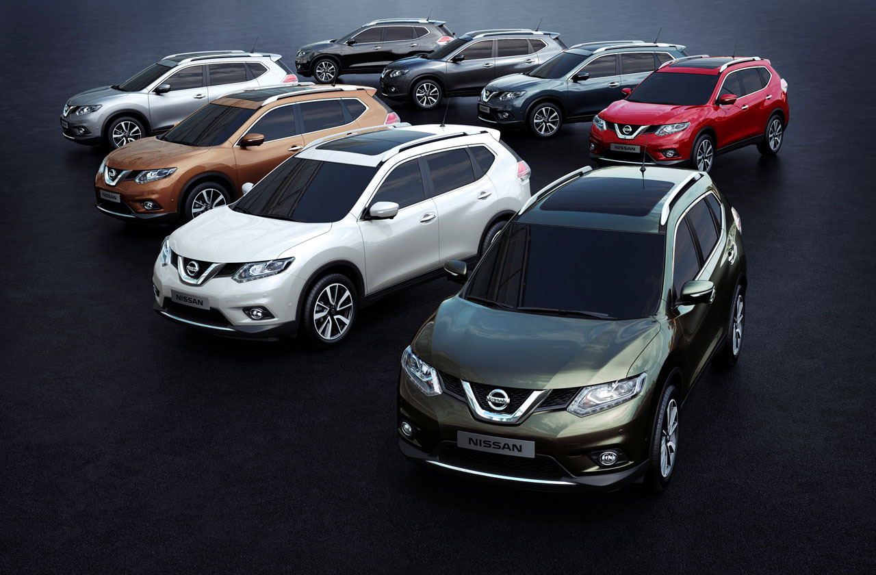 Foto de Nissan X-Trail 2014 (29/49)