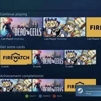 Steam Link llega a Android para permitirte jugar en tu móvil, tablet o Android TV a tus juegos de PC
