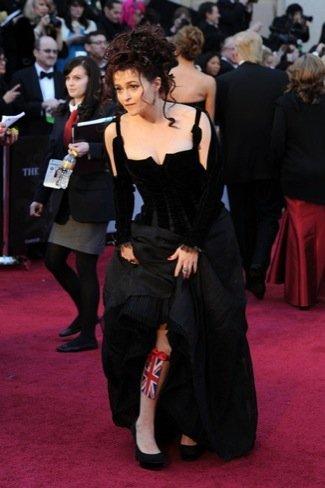 Helena zapatos Oscar 2011