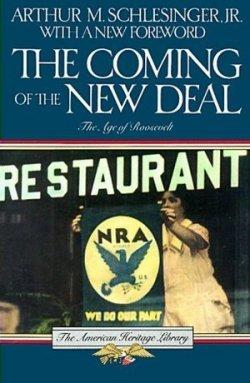 La llegada del Nuevo Trato, de Arthur M. Schlesinger
