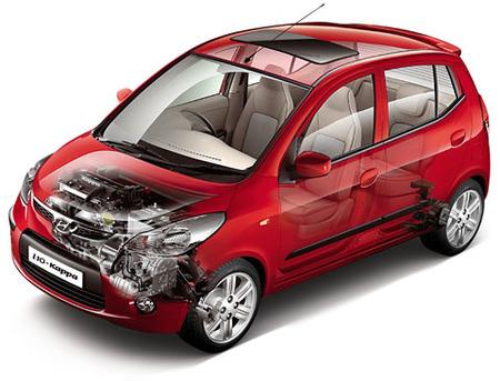 Hyundai comienza la producción de un nuevo motor Kappa de 78 CV