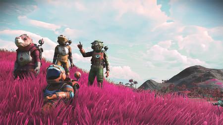 No Man's Sky NEXT: todos los jugadores recibirán contenidos semanales gratuitos y eventos comunitarios