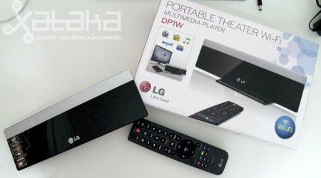 LG DP1, revitaliza tu televisor