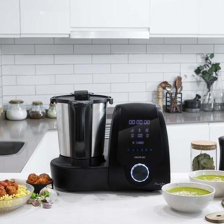 Cecotec Robot De Cocina Multifuncion Mambo 9090