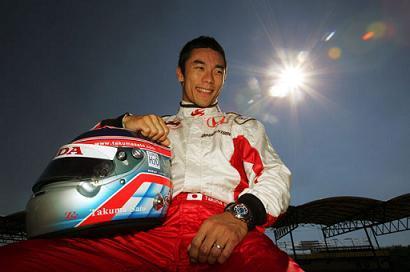Takuma Sato: más luces que sombras en la temporada 2007
