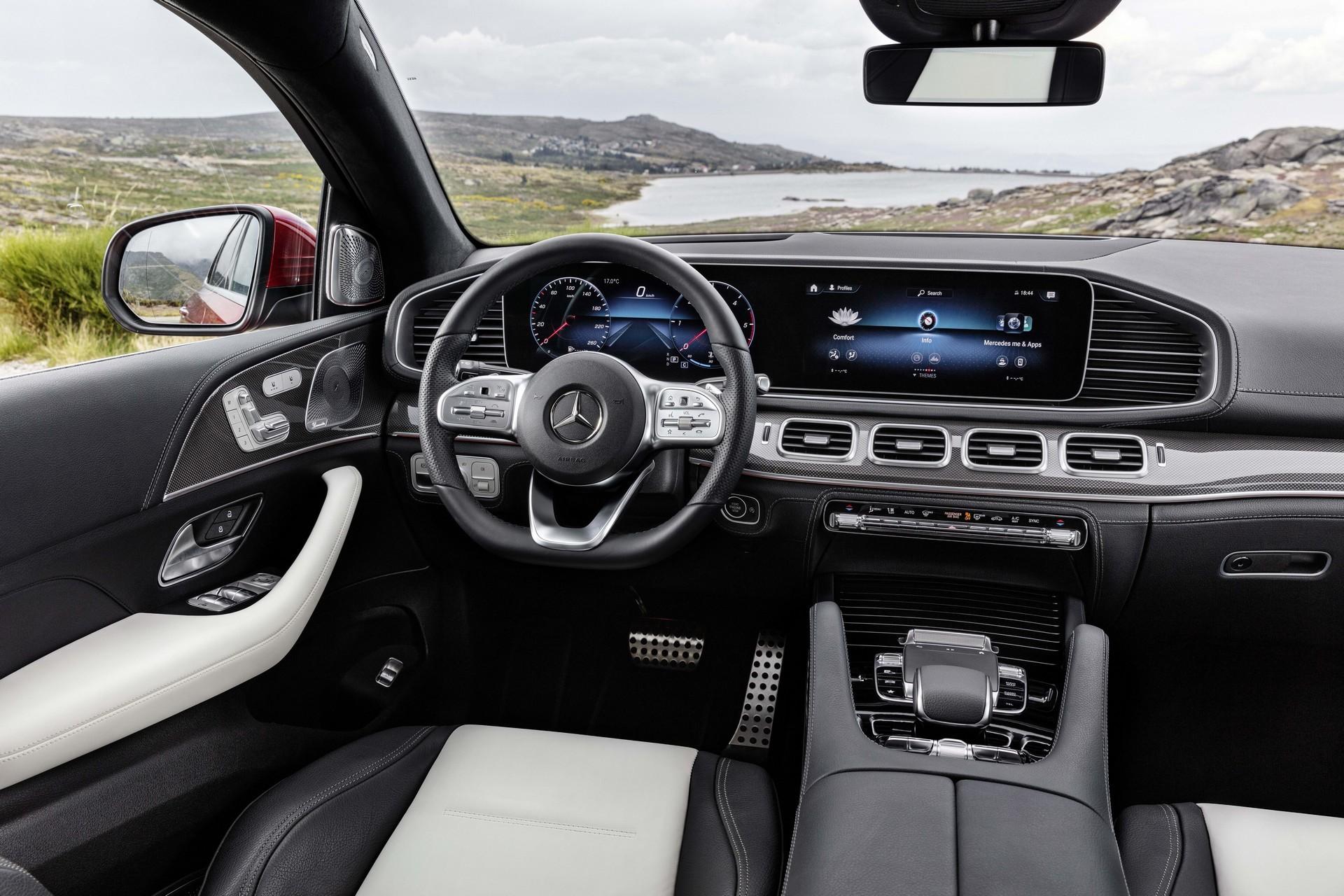 Foto de Mercedes-Benz GLE Coupé 2020 (45/52)