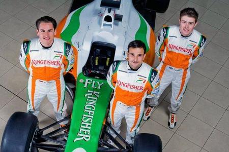La confirmación de los pilotos de Force India podría tardar algunas semanas más