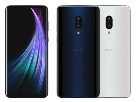 Sharp Aquos Zero 2 Colores
