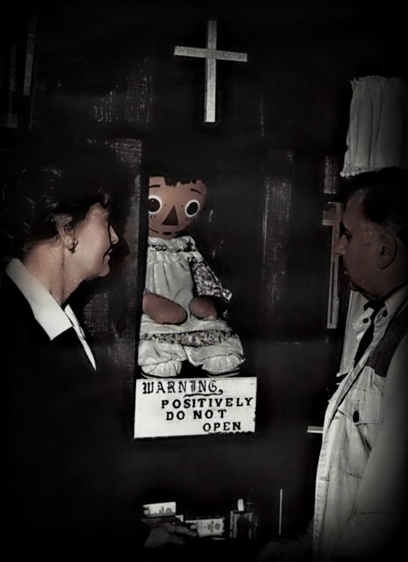 Annabelle No Museum
