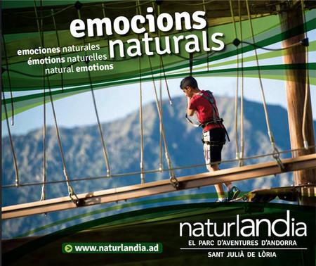 Naturlandia no es (sólo) sinónimo de aventuras: disfruta también de su Parque de Animales en tu próximo viaje a Andorra