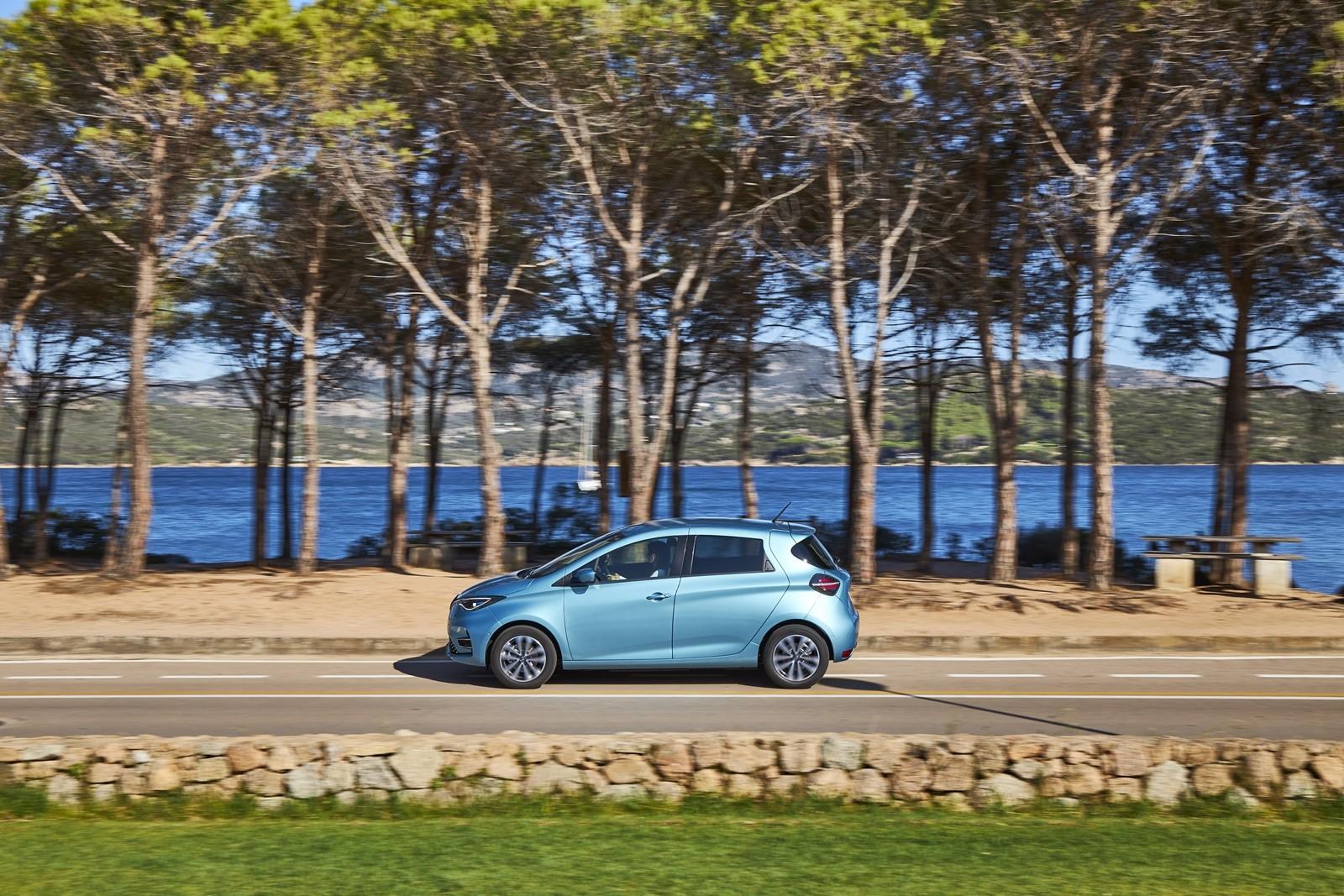 Foto de Renault ZOE 2020, prueba (21/37)