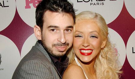 Boquitas de piñón: Christina Aguilera