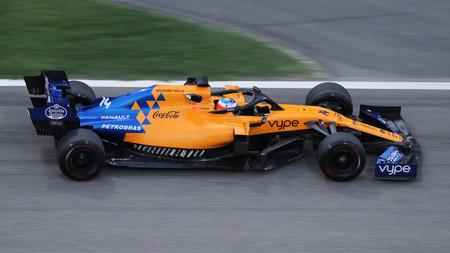 Alonso Mclaren F1 2019 2