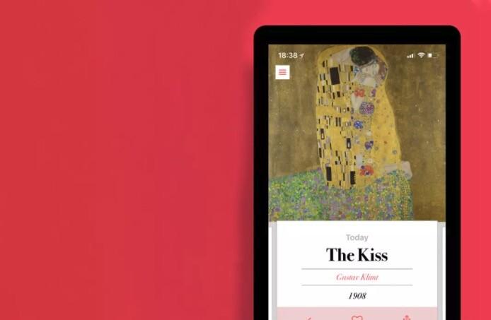 DailyArt, una App que cada aniversario nos invita a instruirse encima una obra de arte y su desarrollador o creadora