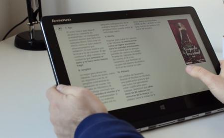 Marcos pantalla Lenovo Yoga Pro 3