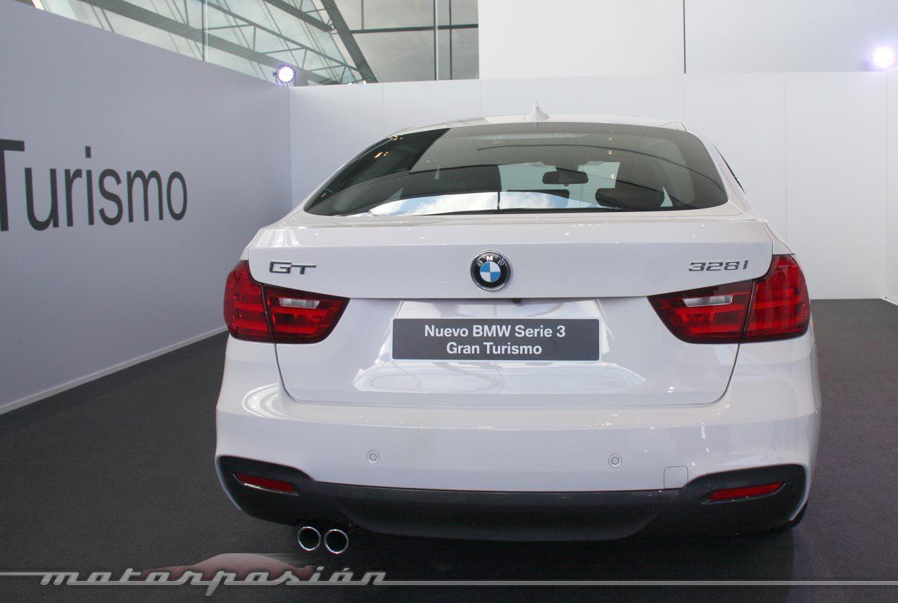 Foto de BMW Serie 3 GT (Presentación estática) (41/43)