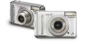 FinePix A700, la siguiente con SuperCCD
