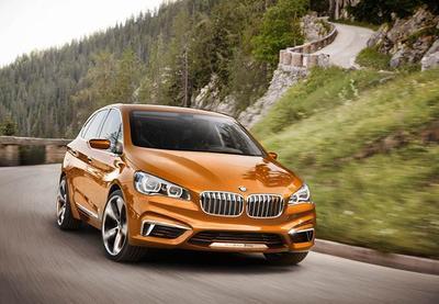 BMW Concept Active Tourer Outdoor: Un alma libre