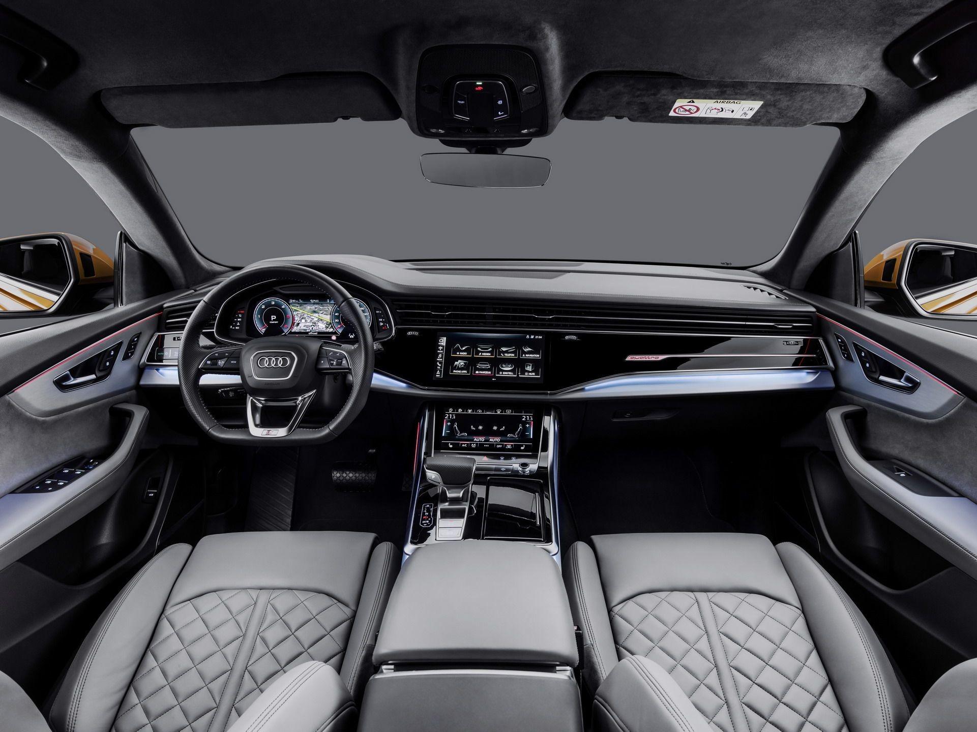 Foto de Audi Q8 (12/14)