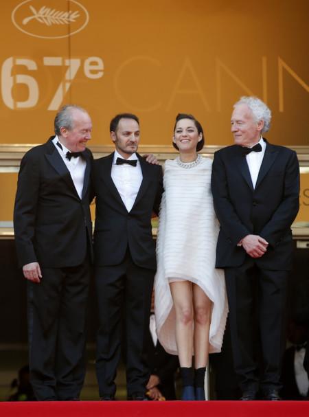 Marion Cotillard es la estrella de Two Days, One Night en el Festival de Cannes (con bonus track de Ryan Gosling)