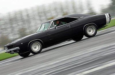 1968 Dodge Charger 440 Magnum