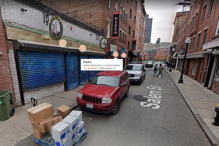 Google Maps prueba a añadir información de lugares en Street View con realidad aumentada