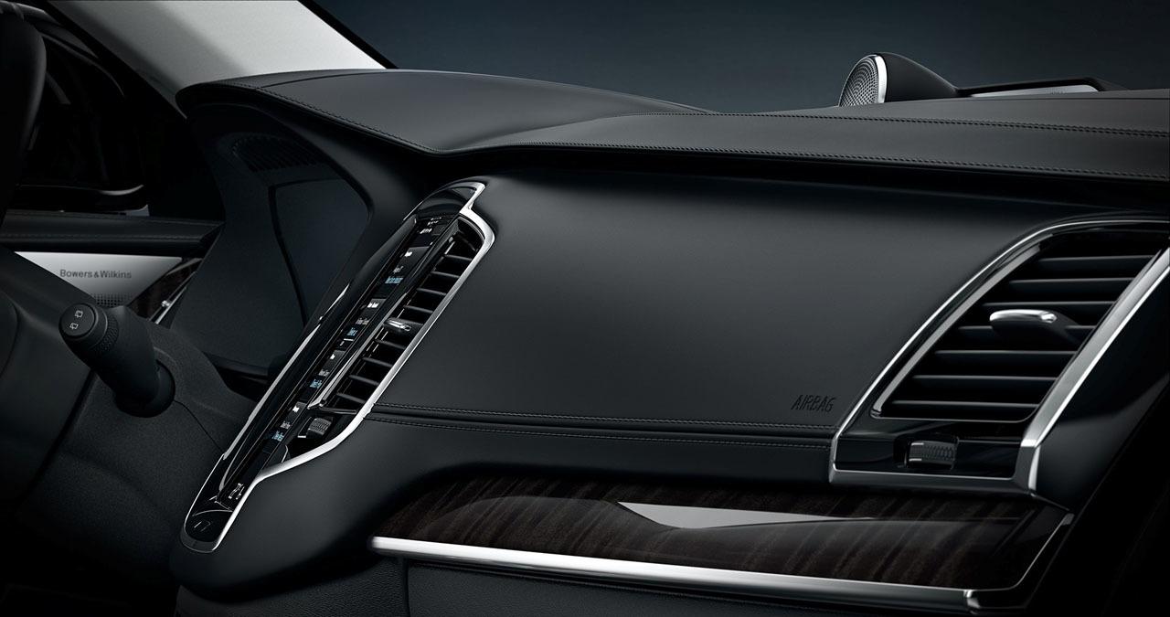 Foto de Volvo XC90, interior (17/39)