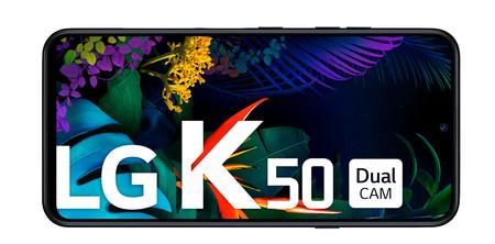 El LG K50 llega a España: precio y disponibilidad oficiales